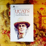 William Butler Yeats.  SELECTED CRITICISM & PROSE.