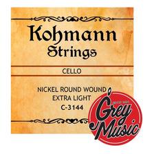 Cuerda Suelta Kohmann 3ra Sol G De Cello 4/4 Kc3144