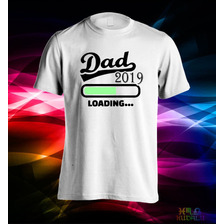 Remeras Estampadas Día Del Padre Dad Loading