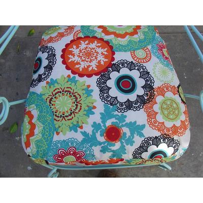 Almohadones mandalas para sillones hierro jardin en venta for Almohadones para sillones jardin