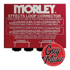 Pedal Morley Elc Effects Loop Corrector - Grey Music