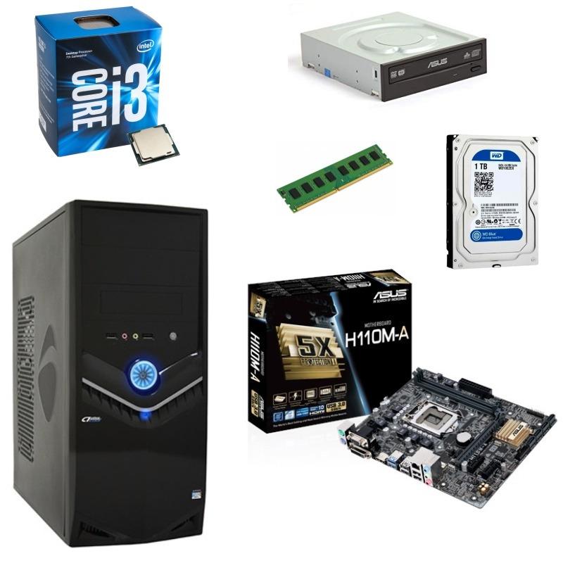 CPU Ensamblado CORE I3 7100