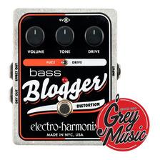 Pedal Electro Harmonix 140249 Bass Blogger Fuzz Drive  Bajo