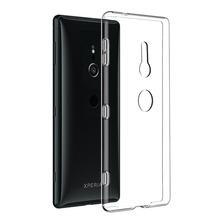 Funda Tpu Transparente Ultra Slim P/ Sony Xperia Xz2
