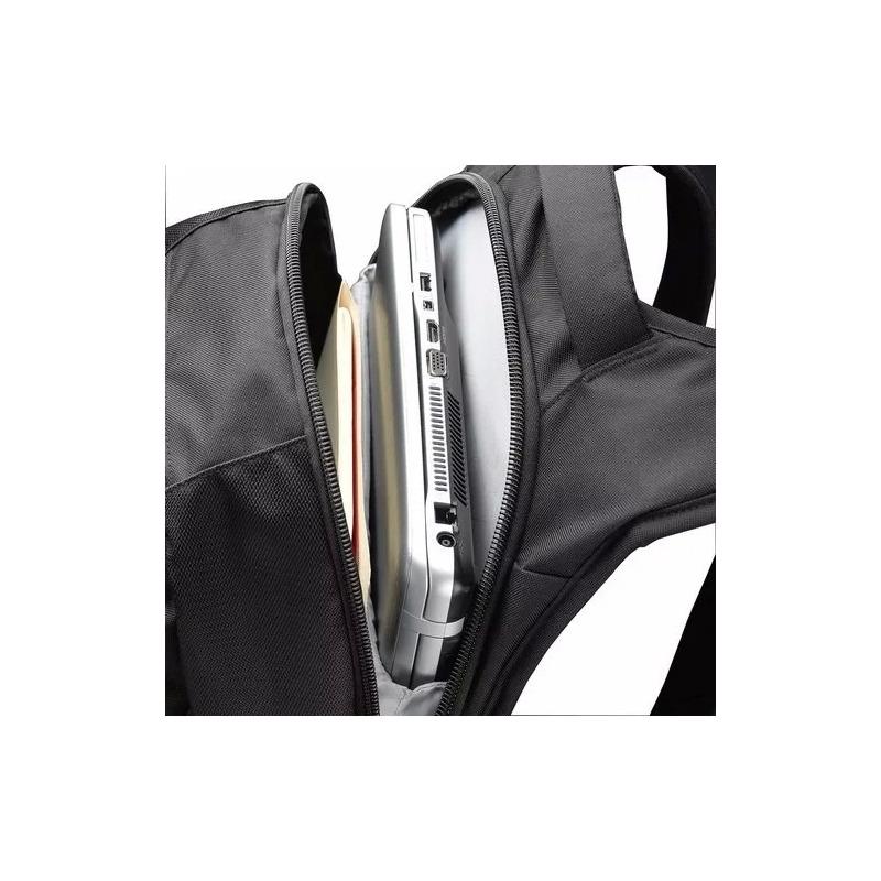 Case Logic Mochila DLPB-116 - PRETA c/ Detalhe Vermelho 0439