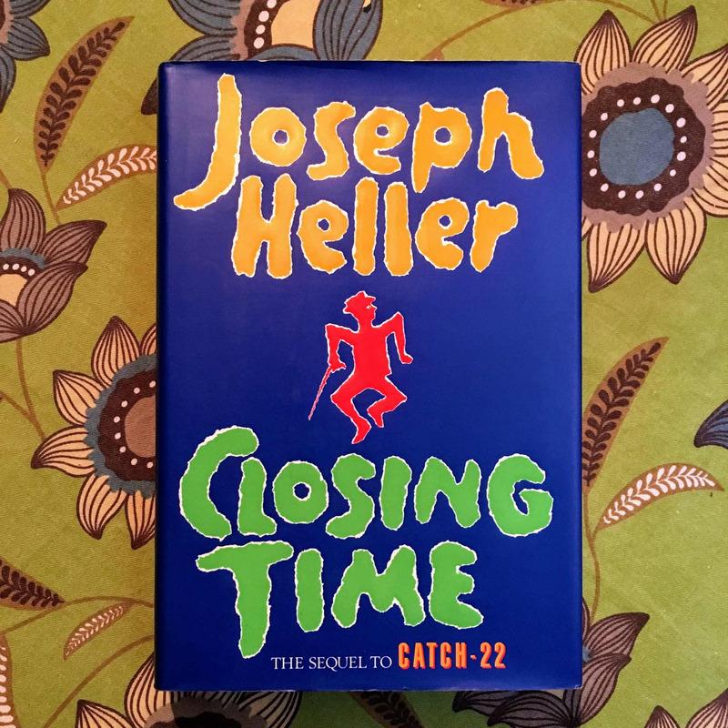 Joseph Heller. CLOSING TIME.