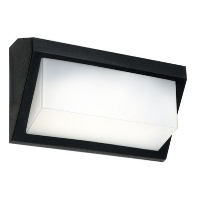 Bidireccional Frontal Exterior Apto Led E27 Para 1 Luz Fz Sf