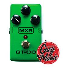 Pedal De Efectos Mxr Mxr M193 Gt-od Overdrive - Grey Music -