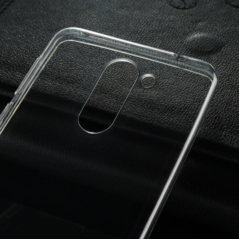 Funda Tpu Transparente Ultra Slim Huawei Mate 9 Lite + Envio
