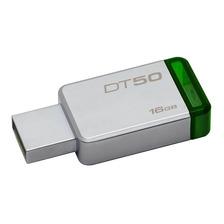 Pendrive 16gb Kingston Datatraveler Dt50 Pen Drive Usb 2.0 3.0 3.1 Gtia Oficial Original