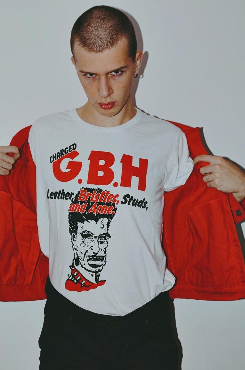 Remera G.B.H.