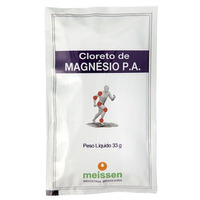 Cloreto de Magnesio P.A. - Sache em po - 33g - Meissen