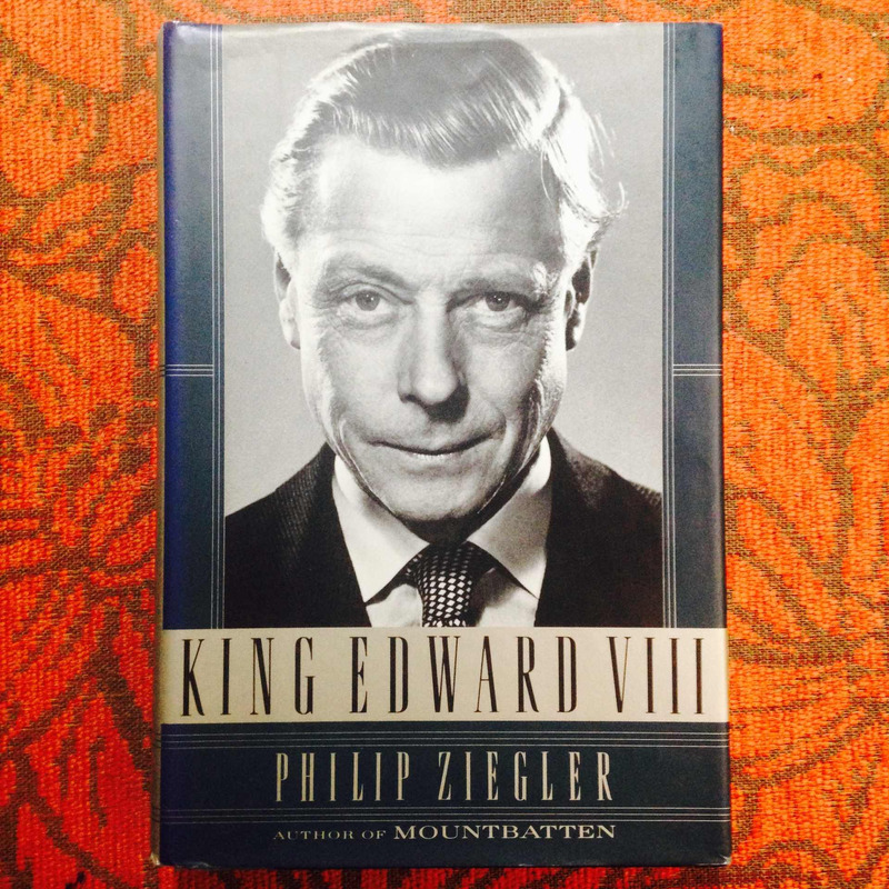 Philip Ziegler.  KING EDWARD VIII.
