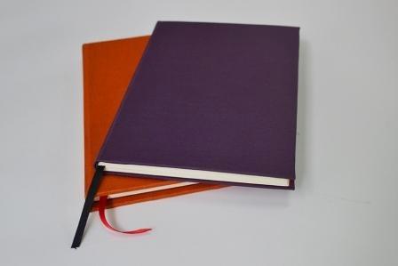 Cuaderno Entelado A5