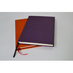 Cuaderno entelado - Liso