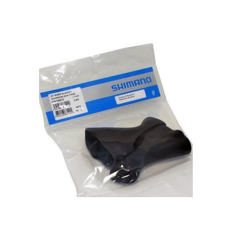 CAPA STI SHIMANO CLARIS ST-R2000 / SORA ST-R3000 - PRETO - PAR