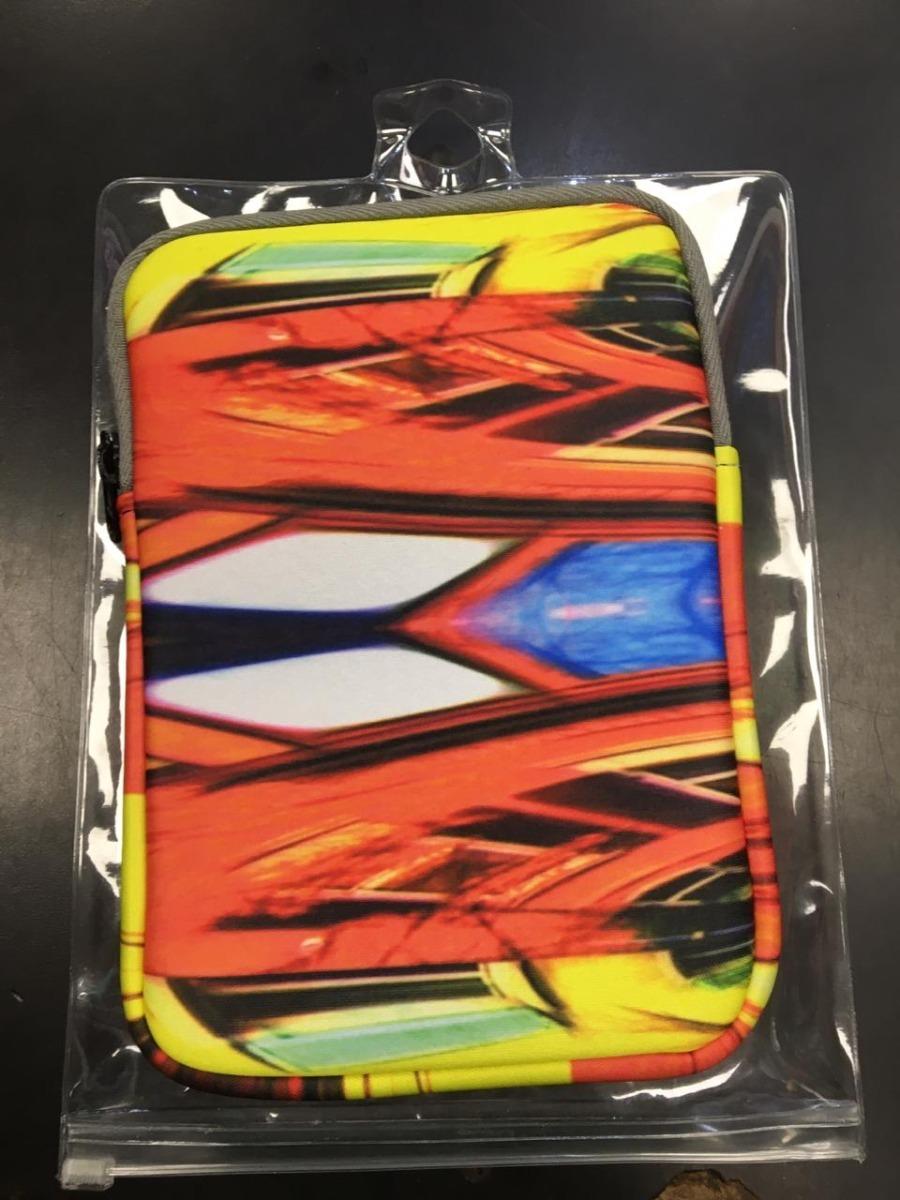 Funda Tablet Coolcase 7   Neoprene Varios Diseños