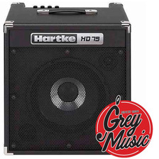 Amplificador Como Para Bajo Hartke Hd75 75w 1x12