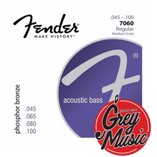 Encordado Fender 7060 Para Bajo Acústico 045-100