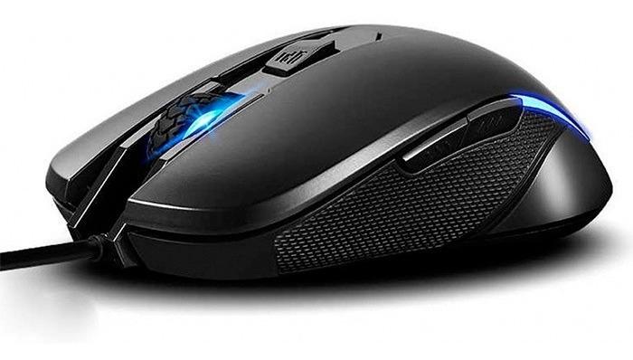 Mouse Gamer Hp M200 Luz Led Optico 2400dpi Usb