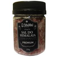 Sal Rosa do Himalaia Grosso Pote 250g - El Shaddai Gourmet