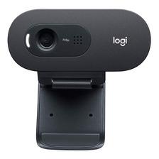 Webcam Logitech C270 Camara Web Hd 720 Skype Twicht Con Mic