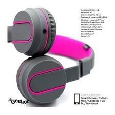 Auricular Vincha Headset Plegable 3.5 Cable Largo Urban