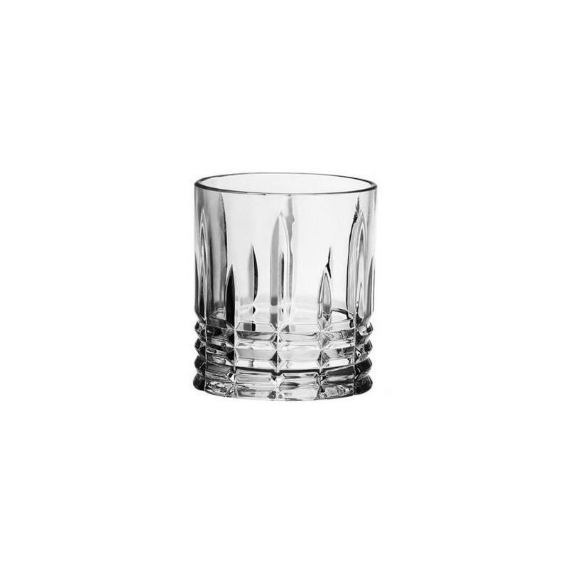 Jogo 6 Copos Vidro p/Whisky 300ml Tartan