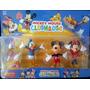 Set X 4 Muñecos Mickey, Minnie, Pluto, Goofy, Donald, Daisy!