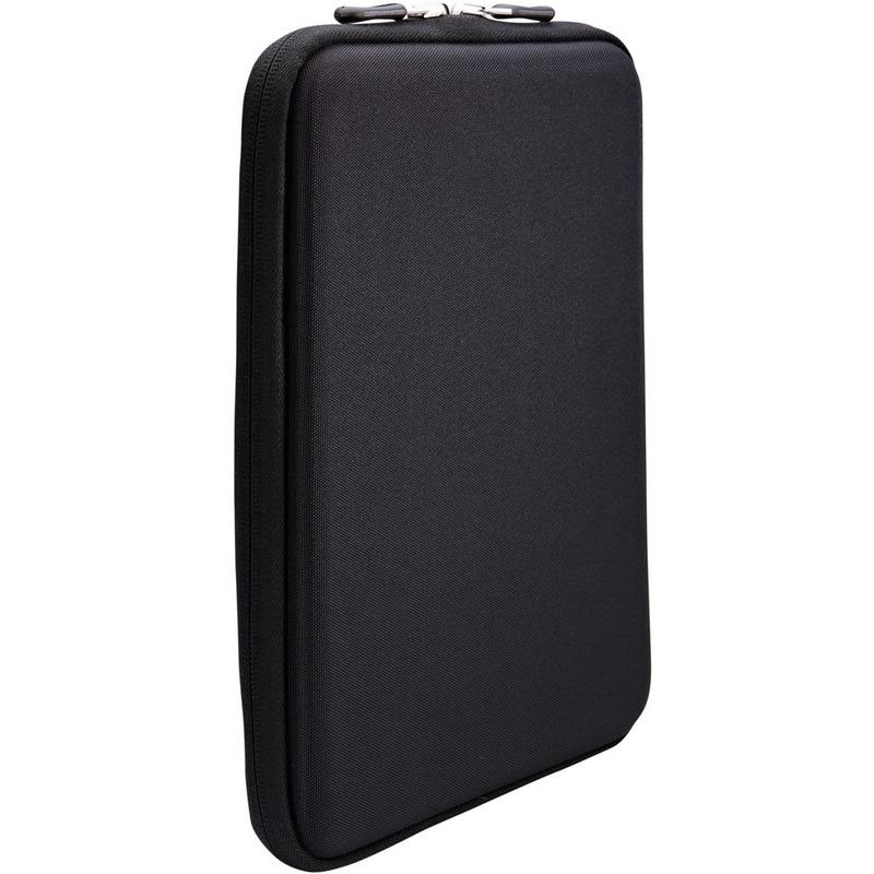 Capa para iPad e Tablet 10 polegadas preta QTS-210 Case logic Original 25 anos de Garantia