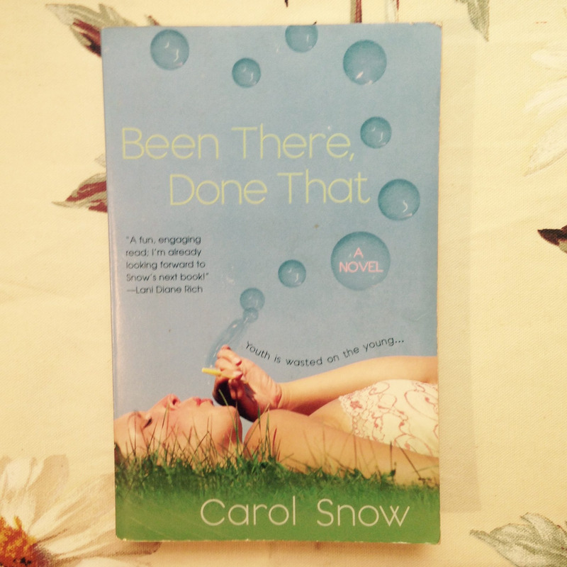 Carol Snow. BEEEN THERE DONE THAT.