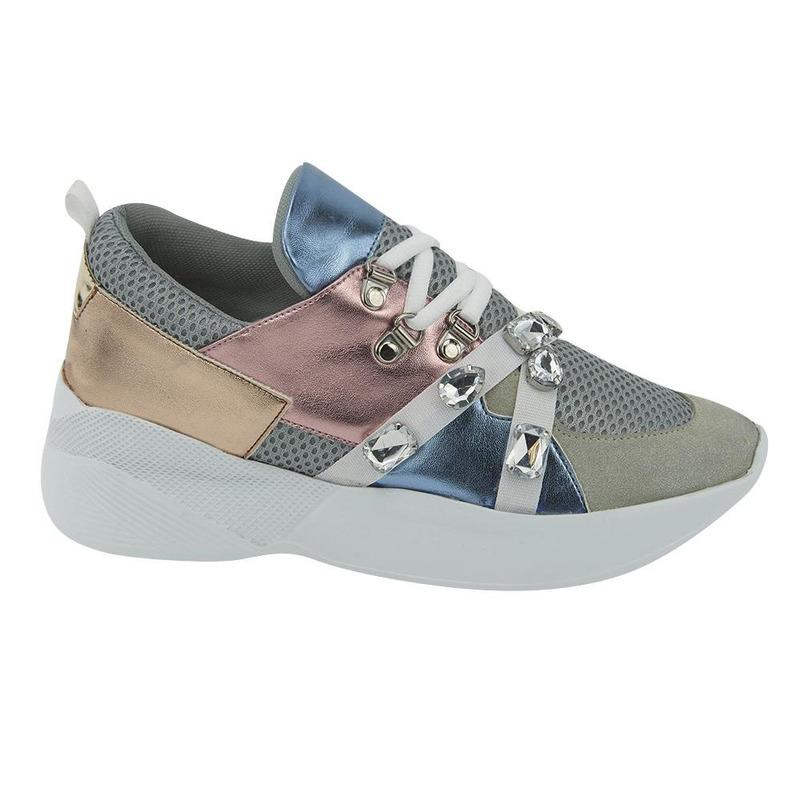 Sneakers Multicolor Brillante 020657