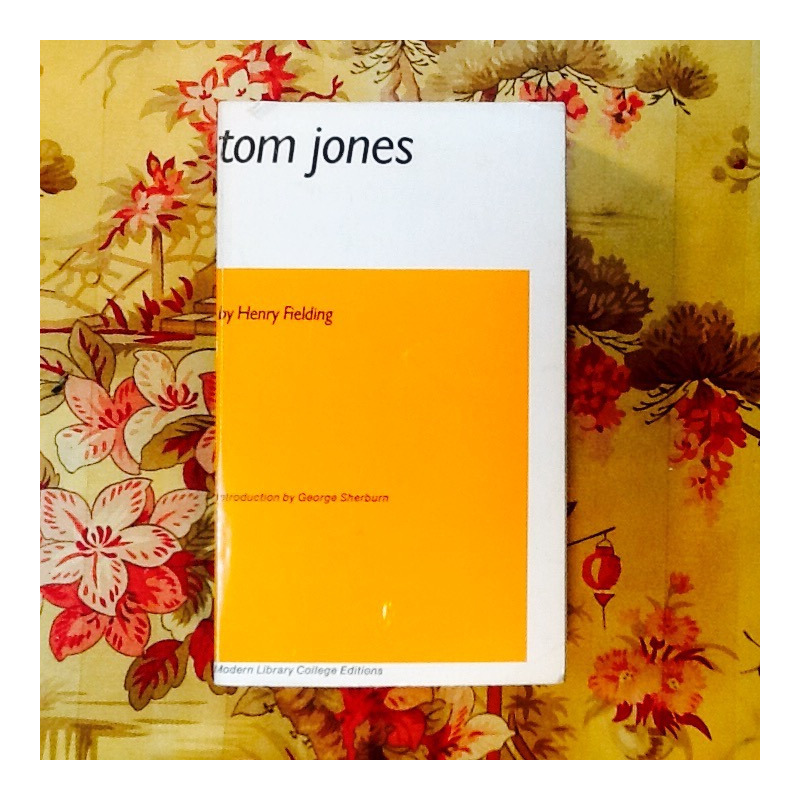 Henry Fielding.  TOM JONES.
