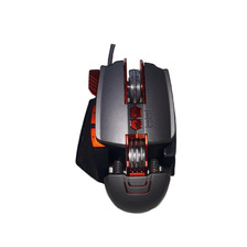Mouse Gamer 3200 Dpi 8 Botones St-sektor Luces Rgb