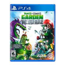 Plants Vs Zombies Gw Garden Warfare Ps4 Fisico Sellado Nuevo