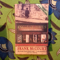 Frank McCourt.  ANGELAS ASHES.