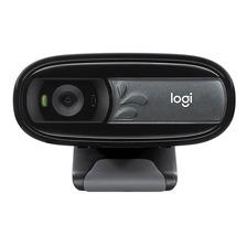 Camara Webcam Logitech C170 Microfono 5mpx Vga Usb