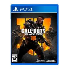 Call Of Duty Black Ops 4 Iiii Iv Ps4 Fisico Nuevo Sellado