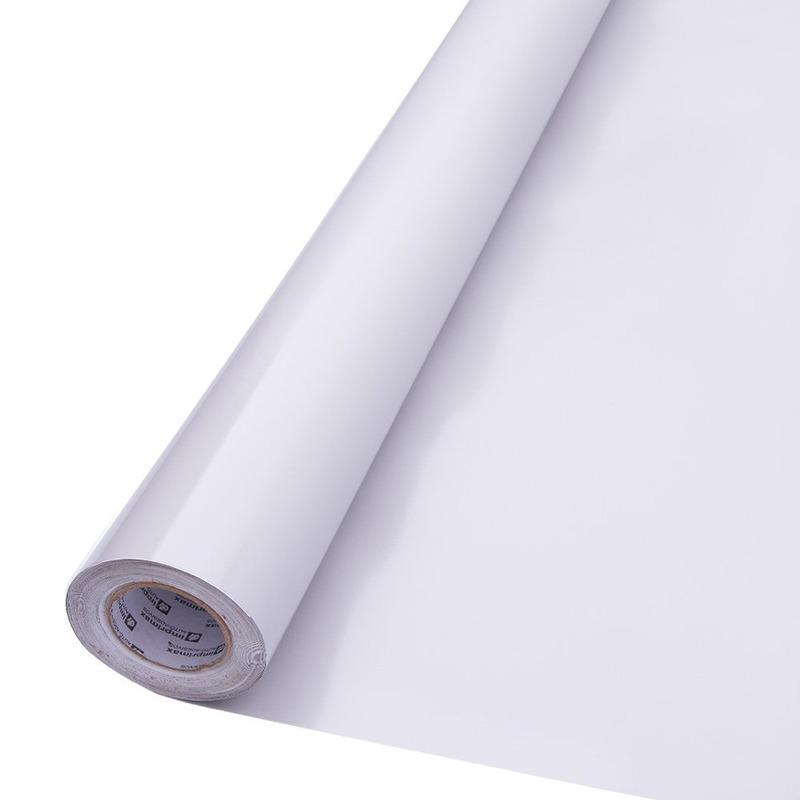 Vinil adesivo Goldmax cinza claro larg. 0,61 m