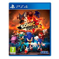 Sonic Forces Ps4 Fisico Sellado Nuevo Original