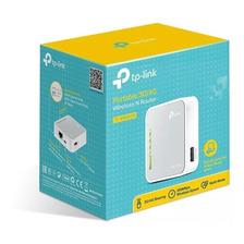 Router Wifi Portatil Tp Link Tl Wr802n