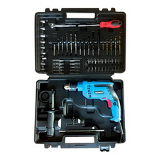 Taladro 13mm 710w + Crique+ Atornillador Gamma Hot Sale