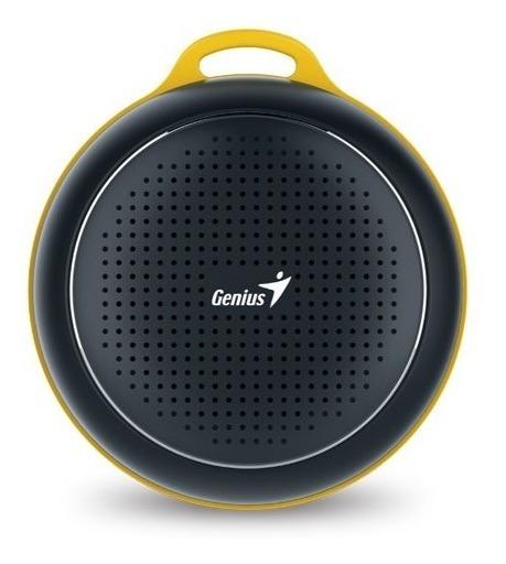 Parlante Portatil Bluetooth Genius Sp 906bt