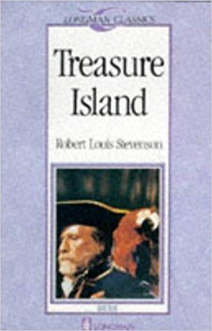 Treasure Island by Robert Louis Stevenson, Ed Longman