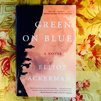 Elliot Ackerman.  GREEN ON BLUE.