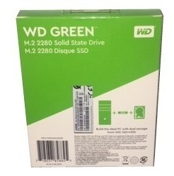 Disco Solido Ssd M2 Wd 240gb Green M.2 2280 Solid