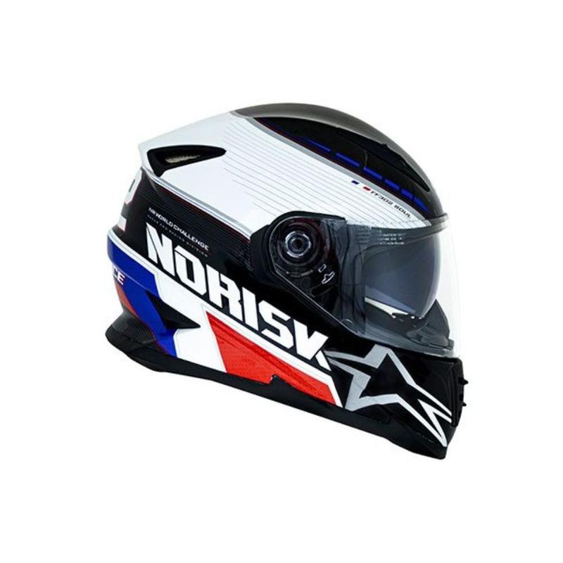 Capacete Norisk FF302 Grand Prix France
