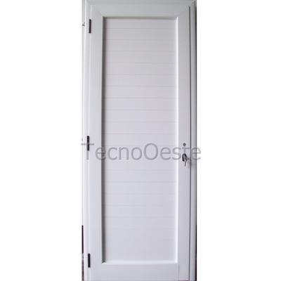 Puerta aluminio pesado m dena blanco 70x200 ciega herrajes 8990 0 tecnooeste aberturas - Picaporte puerta aluminio ...