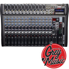 Consola Sonido Moon Mc16 Usb 16 Canales Mixer Estudio Fx