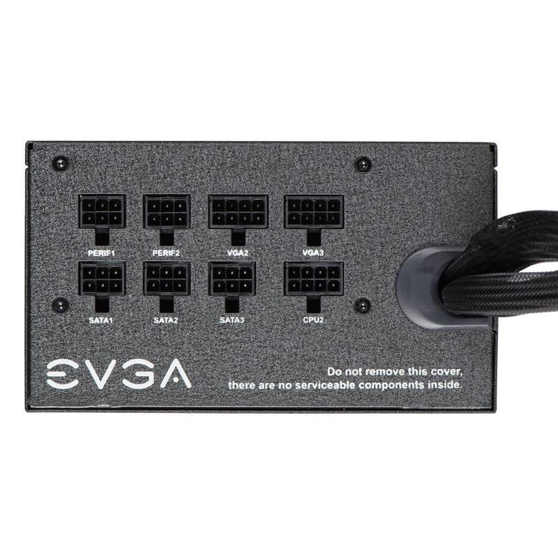 Fuente Evga 850W Bq 80+Bronce Semimodular